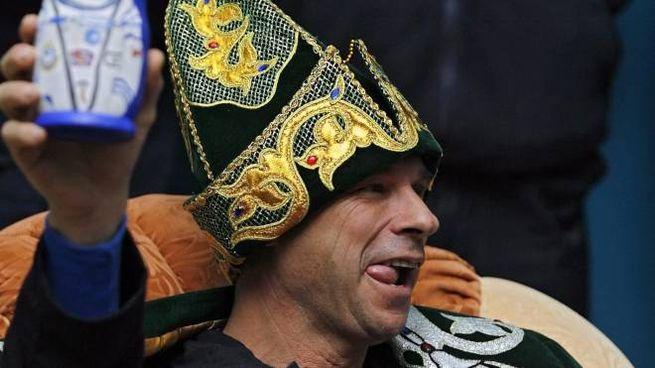 Il fondatore del Cirque du Soleil Guy Laliberte (Ansa)