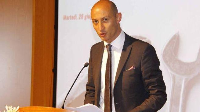 Mauro Gattinoni, 42 anni, attuale direttore di Api Lecco