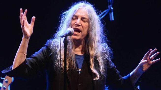 Patty Smith, la sacerdotessa del rock