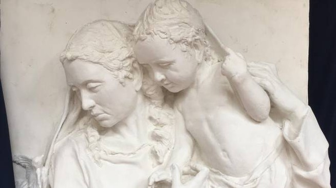 La Madonna di Alan Pascuzzi