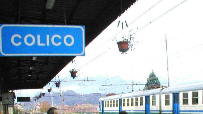 La stazione di Colico