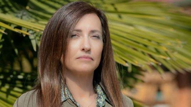 La consigliera Daniela Simoni che ha presentato un altro esposto sull'autovelox