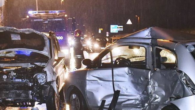 Incidente a Lurago d'Erba (Cusa)