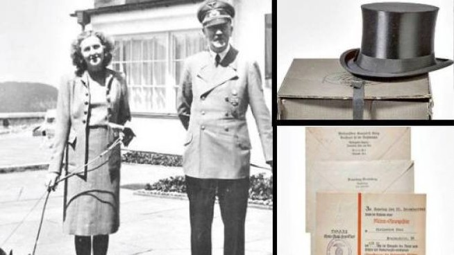 Monaco, corsa ai cimeli di Hitler
