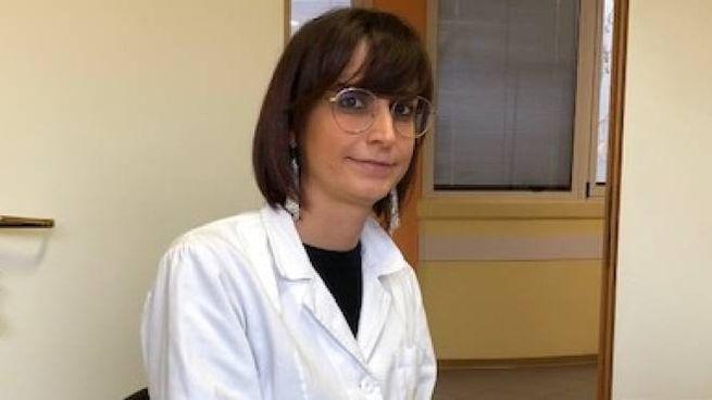 La dottoressa Veronica Canton, oculista presso la clinica Villa Verde