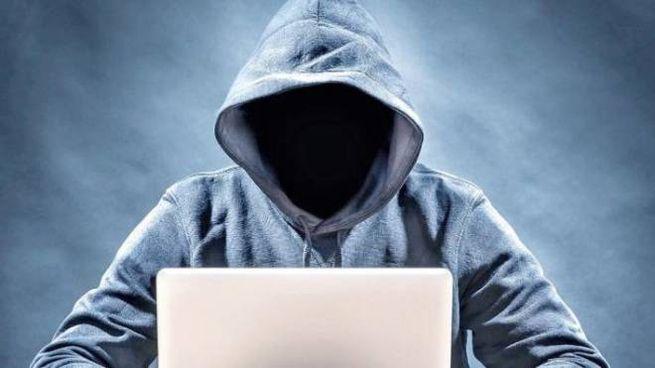 I rischi del web, foto generica