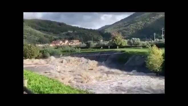 Maltempo, fiumi in piena a Prato / VIDEO - La Nazione