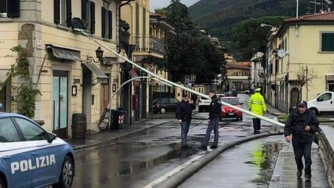 Maltempo a Prato, Bisenzio e Ombrone hanno fatto paura - La Nazione
