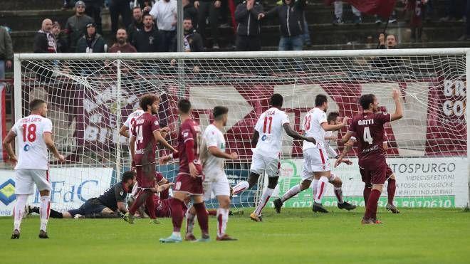 Alma Fano Piacenza 2-4, sesto stop di fila - il Resto del Carlino