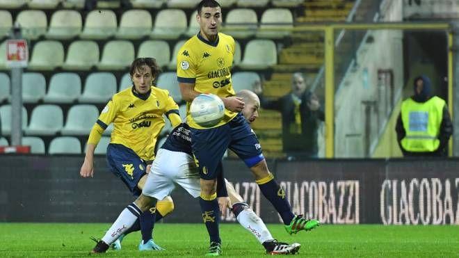 Modena Virtus Verona 1-0, Duca è decisivo - il Resto del Carlino