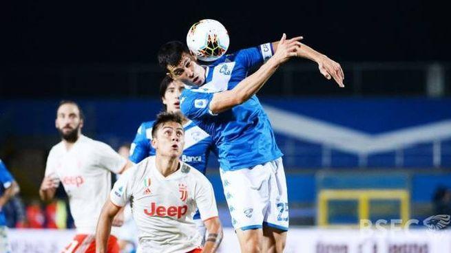 La squadra biancazzurra domenica alla ripresa dovrà fermare gli attaccanti della Roma