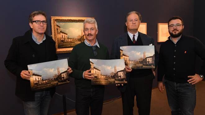 Con La Nazione di Lucca il 19 novembre in regalo la prima stampa di Bellotto - La Nazione