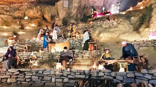 Presepe vivente Grotte di Frasassi 2019, le date - Cosa Fare