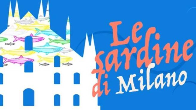 Sardine di Milano (Foto Facebook)