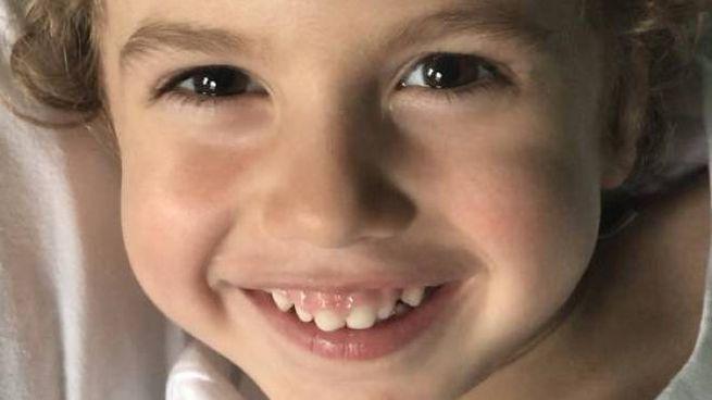 Il piccolo Alessandro Cadoppi