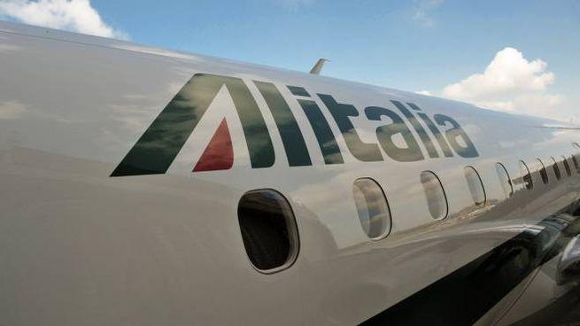 Aeromobile Alitalia (Imagoeconomica)
