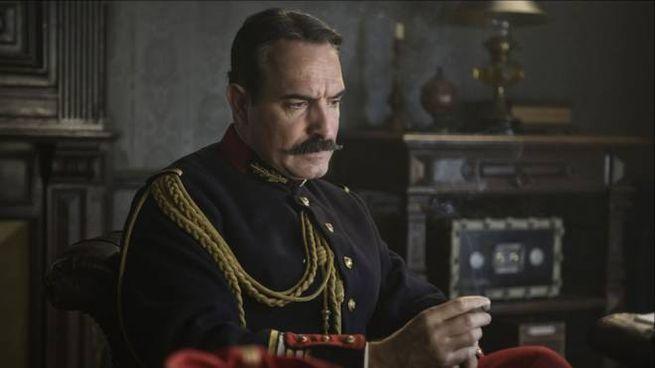 Una scena del film 'L'ufficiale e la spia'
