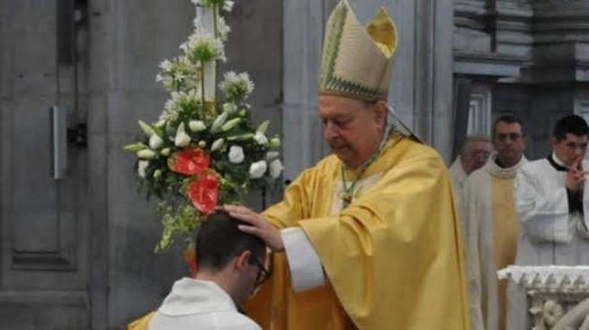 Il vescovo Oscar Cantoni ha presieduto alla celebrazione della Virgo Fidelis