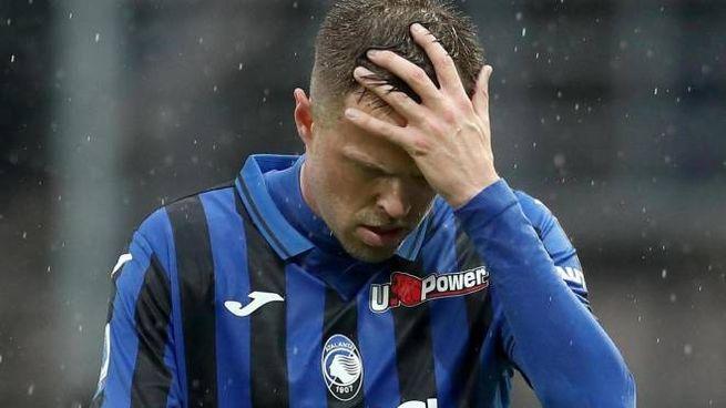 La disperazione di Josip Ilicic