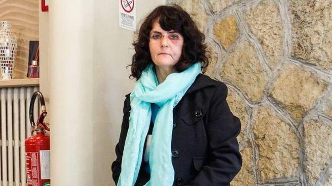 Violetta Maria Dziedzc, 40 anni, è arrivata a Rimini per cerca