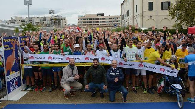 Firenze Charity Run (foto Regalami un sorriso onlus)