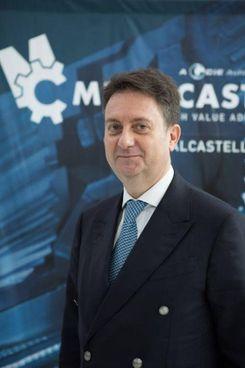 Stefano Scutigliani, Amministratore Delegato di Metalcastello