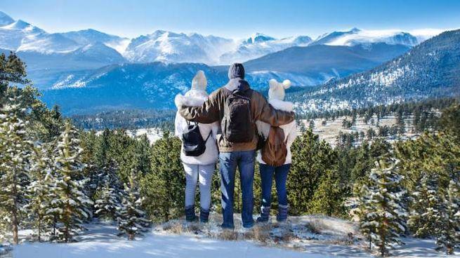 Trekking In Inverno Sugli Appennini 5 Mete Da Non Perdere Itinerari Quotidiano Net