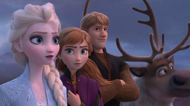 Una scena del film 'Frozen 2' - Foto: Walt Disney Animation