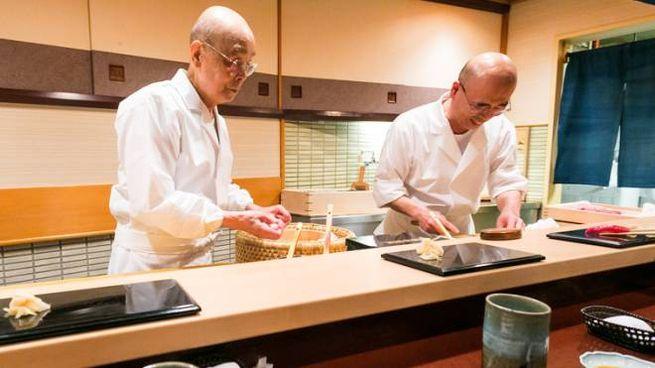 Al Sukiyabashi Jiro si gusta il sushi migliore al mondo - Foto: CC flickr / City Foodsters