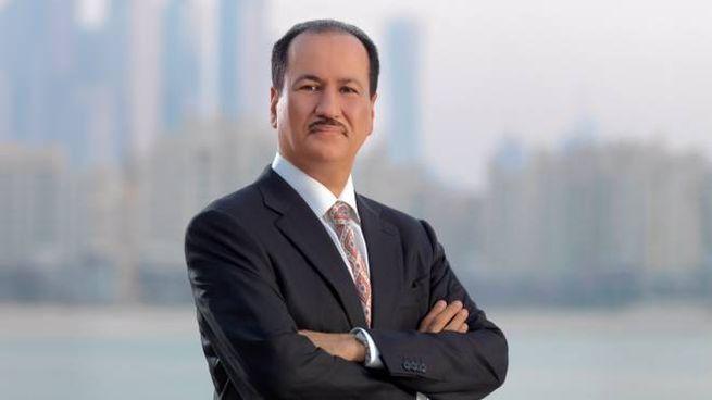 Il miliardario arabo Hussain Sajwani