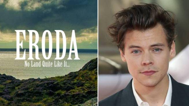 L'isola... di Harry Styles? - Foto: facebook/visiteroda - Stephen Lock/i-Images/LaPresse