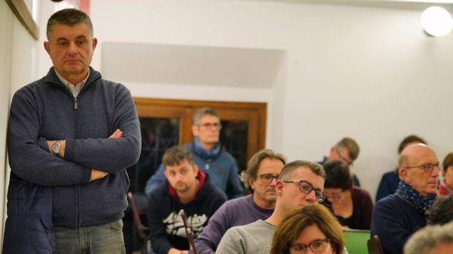 All'assemblea anche il sindaco di Guardamiglio Elia Bergamaschi