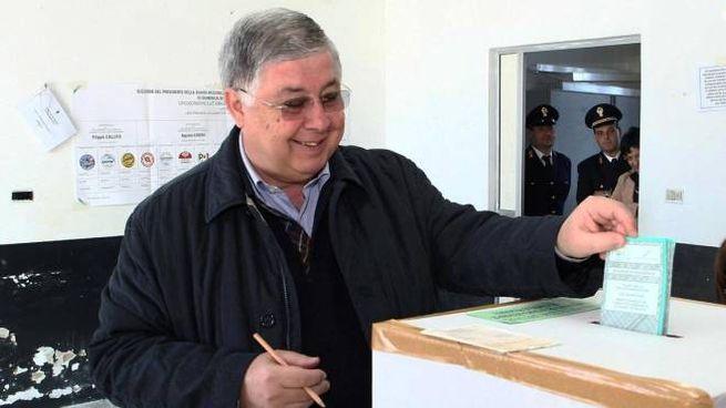 L'imprenditore Pippo Callipo (Ansa)