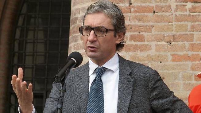 Andrea Gnassi (foto Petrangeli)