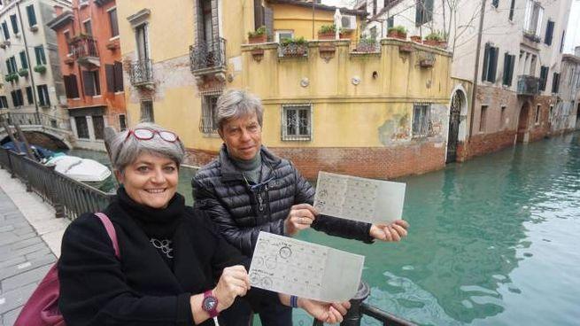 Referendum per la separazione tra Venezia e Mestre (Ansa)