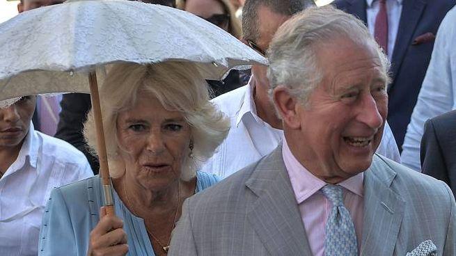 Carlo e Camilla, amore al capolinea? (LaPresse)