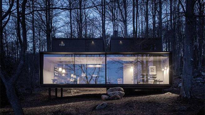 Sei case modulari e rispettose dell'ambiente