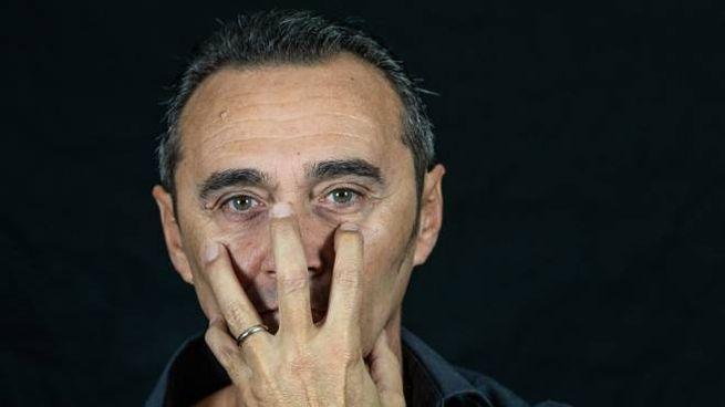 Il comico romagnolo Giuseppe Giacobazzi.