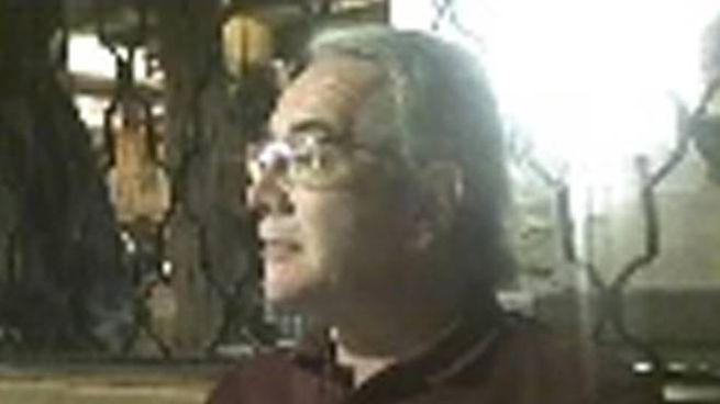 Il professor Emanuele Castrucci