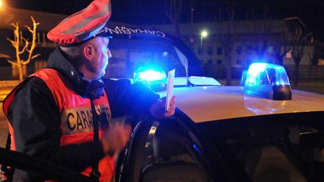 Controlli a tappeto dei carabinieri nel fine settimana