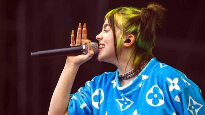 Billie Eilish al Lollapalooza Berlin 2019