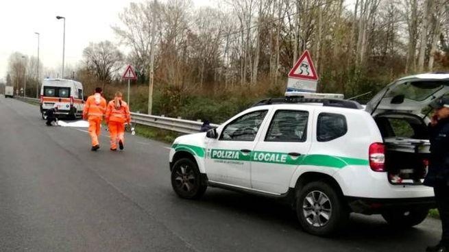 L'incidente mortale di Lacchiarella (Mdf)