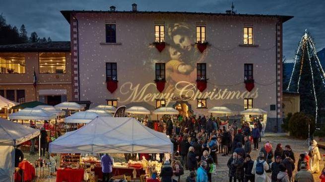 Albosaggia, i mercatini di Natale