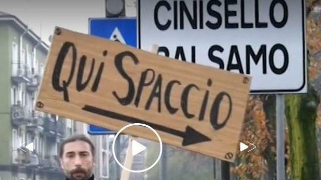 L'inviato Vittorio Brumotti ha mostrato a tutta Italia la vergogna di Sant'Eusebio