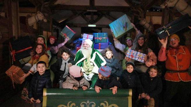 Il Villaggio di Natale all'Ippodromo