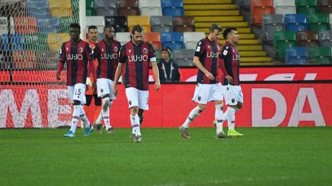Udinese Bologna, batosta in Coppa Italia per i rossoblù (FotoSchicchi)