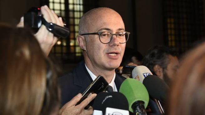 Il ministro Federico D'Incà (ImagoE)