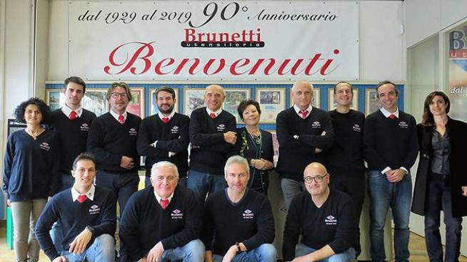 Staff Brunetti Utensileria