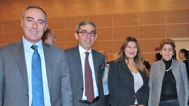 L'inaugurazione dell'anno accademico con l'assessore  Giulio Gallera