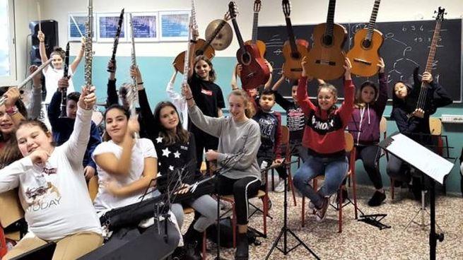 I Loop Division e Danko hanno inciso la canzone degli studenti del Beltrami